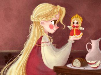 Vassilissa e la bambola, una fiaba russa