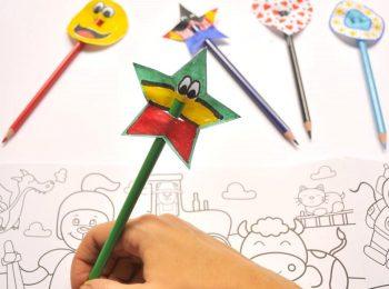 Bambini creativi si diventa (basta un aiutino da parte dei grandi)