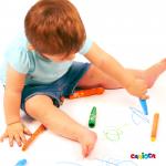 Dallo scarabocchio al pregrafismo: c'è un artista in ogni bambino