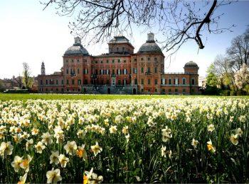 In gita al Castello Reale di Racconigi, tra gli appartamenti del re e il parco
