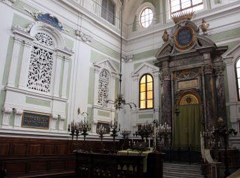 Alla scoperta della Sinagoga di Siena