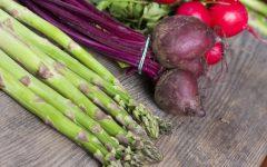 GG asparagi e ravanelli