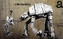 GG atelier di disegno e pittura banksy e street art