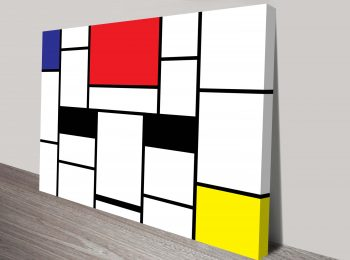 Atelier di Disegno e Pittura: Piet Mondrian