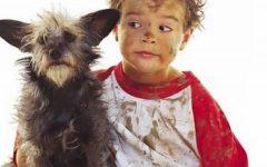GG bambini e paura dei cani