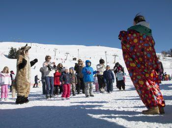 """Il """"Carnevale sulla neve"""" nell'Oasi Zegna a Bielmonte"""