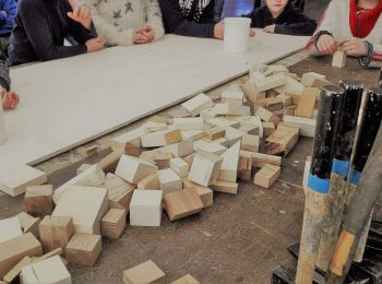 Costruiamo il tuo giocattolo in legno!