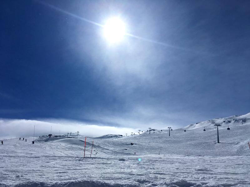Da Cervinia a Zermatt con gli sci ai piedi