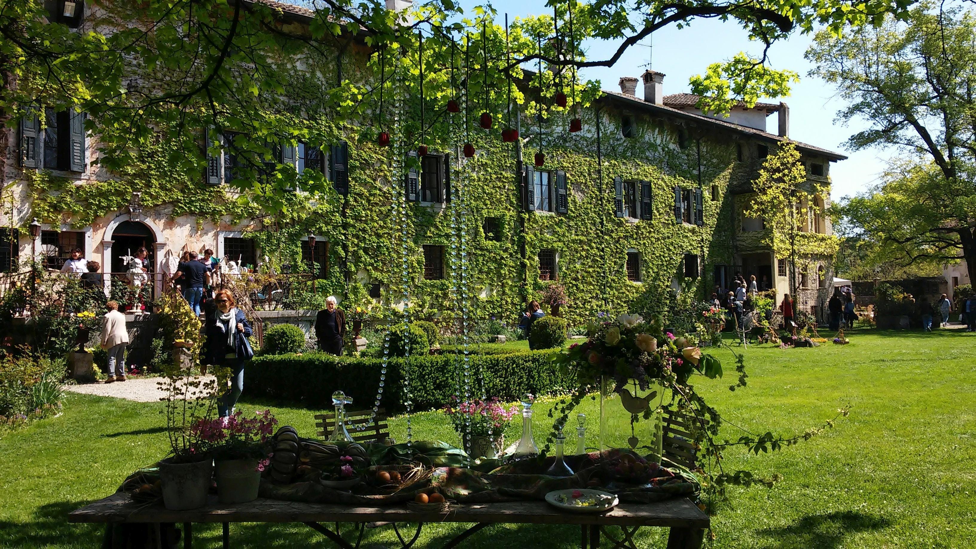 Fiori acque e castelli 2018 giovani genitori - Fiori da giardino primavera estate ...