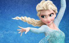 GG frozen il regno di ghiaccio