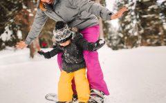 GG il re del inverno snowboard