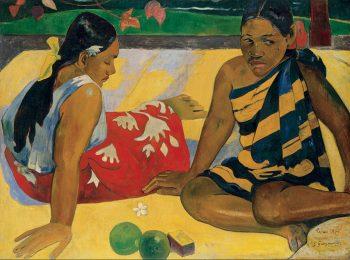 Io e… Gauguin