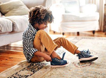 La scelta delle scarpe per i bambini