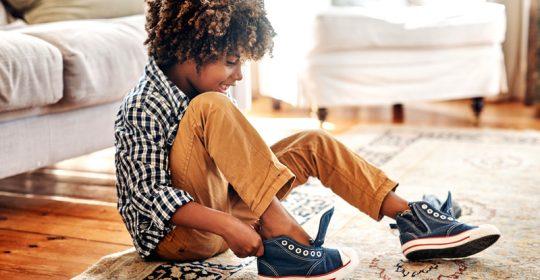 GG la scelta delle scarpe