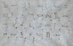 GG la scrittura immagine