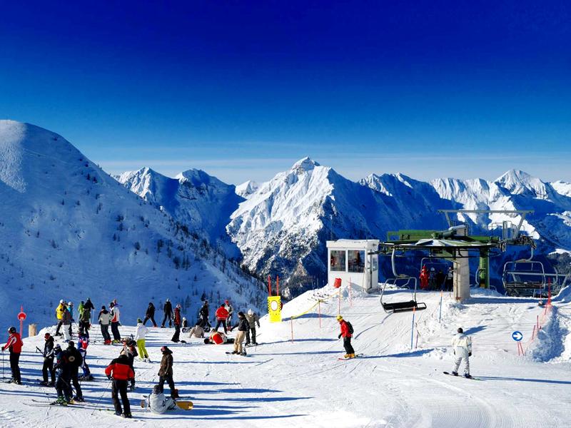 GG montagna e neve con i bambini18
