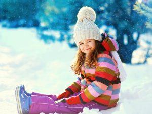 GG montagna e neve con i bambini2