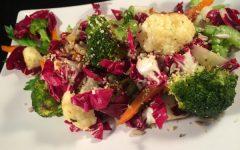 GG radicchio e broccoli