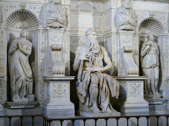 San Pietro in Vincoli e il Mosè di Michelangelo per bambini