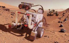 GG 25 mar spazio robot