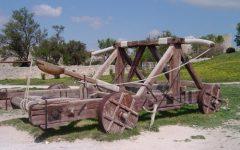 GG 4 mar catapulte balestre e torri
