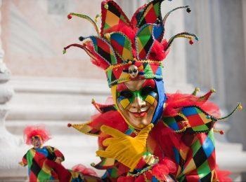 Carnevale a Mirafiori Sud