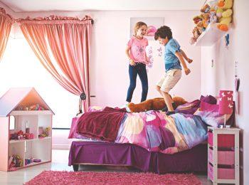 Idee e consigli per progettare la cameretta dei bambini