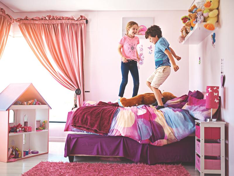 Idee e consigli per progettare la cameretta dei bambini for Progettare la cameretta