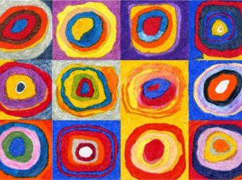 I colori di Kandinsky