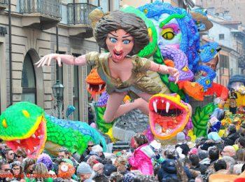 Carnevale 2018 a Torino: dove divertirsi con tutta la famiglia