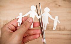 separazione affidamento figli