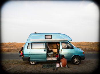 Viaggiare in camper coi bambini