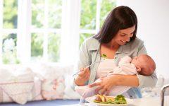 GG alimentazione nel dopo parto