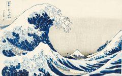 GG atelier disegno e pittura hokusai