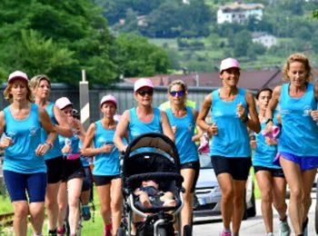 Tornare a correre dopo il parto