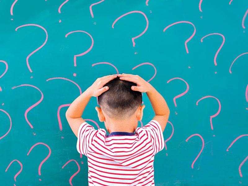 """A tre anni arriva la """"fase dei perché"""". I consigli per affrontarla"""