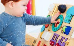 GG costruiamo il pannello sensoriale
