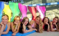 GG mermaiding il sogno di tutte le bambine