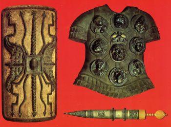 Mestieri dell'antica Roma: il fabbricante di scudi