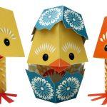Origami pasquali