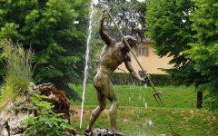 GG percorsi acqua e poetiche fontane