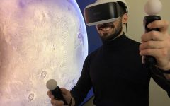 GG the martian virtual reality experience