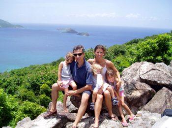 Una famiglia italiana expat per passione