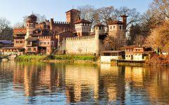 Parco del Valentino - Borgo Medioevale