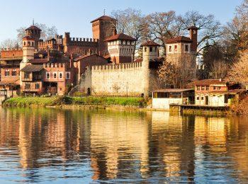 Il Parco del Valentino e il Borgo Medioevale di Torino