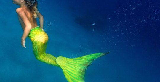mermaid bambina fias