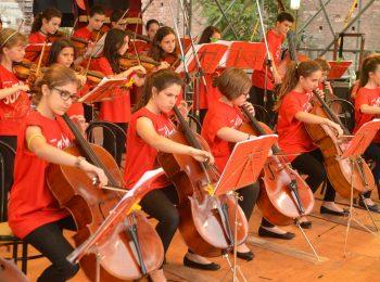 Corsi di violino e violoncello