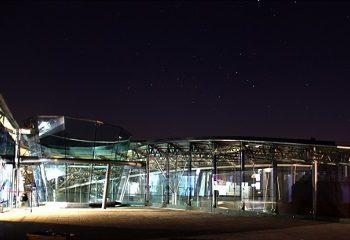 """Notte Europea dei Musei """"spaziale"""""""