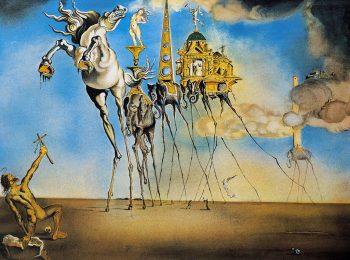 Atelier di Disegno e Pittura: Salvador Dalì