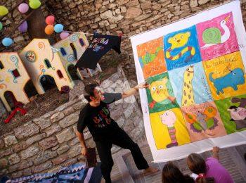BiRBA chi legge – Assisi fa storie 2018